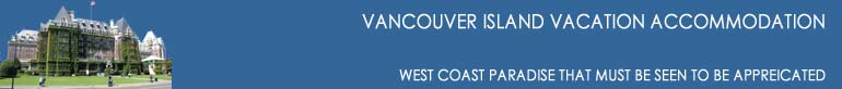 Vancouver Island Vacation Accommodation